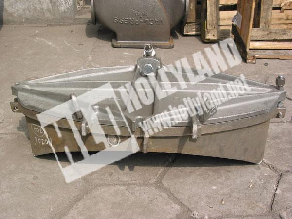 Stainless Steel Oval Manhole for Holland