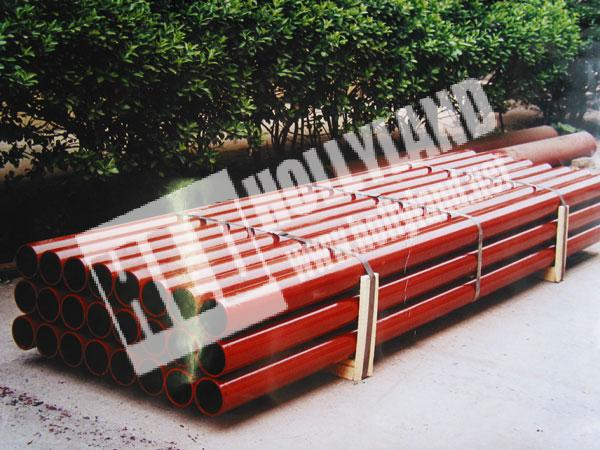Centrifugal casting pipe series