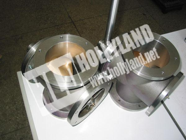 S.S Air valve components for Holland
